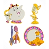 Disney Magnet Set - Beauty & the Beast - Be Our Guest