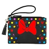 Disney Boutique Pouch - Minnie Rocks the Dots by Loungefly