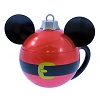 Disney Christmas Cup - Santa Mickey Mouse Body Parts