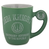 Disney Coffee Cup - Star Wars - Jedi Knight - Green