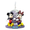 Disney Figure Ornament - Mickey and Minnie at Epcot