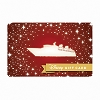 Disney Collectible Gift Card - Disney Cruise Holiday Magic