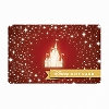 Disney Collectible Gift Card - Walt Disney World Holiday Magic