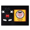 Disney Photo Frame - I Am Mickey Mouse - Stick Figure - 4.5'' x 4.5''