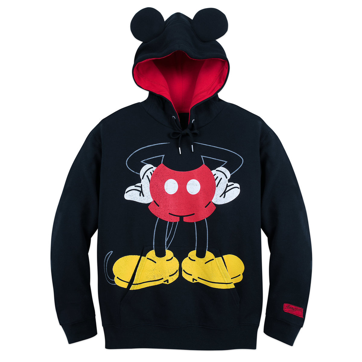 d703f65c Disney Men's Hoodie - I Am Mickey Mouse Pullover Hoodie. Tap to expand