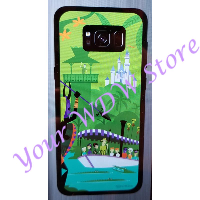 Disney s Toy Story Jurassic Park Theme 2 iphone case