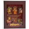 Disney Christmas Ornament Set - Storybook Set - The Muppets