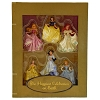 Disney Christmas Ornament Set - Storybook Set - Happiest Celebration On Earth