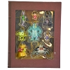 Disney Christmas Ornament Set - Storybook Set - Monsters Inc.
