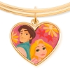 Disney Alex & Ani Bracelet - Rapunzel and Flynn - Valentine's Day