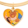 Disney Alex & Ani Bracelet - Belle and Beast - Valentine's Day