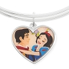 Disney Alex & Ani Bracelet - Snow White and Prince - Valentine's Day