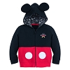 Disney Toddler's Hoodie - I Am Mickey Mouse Zip-Up Hoodie