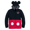 Disney Boys Hoodie - I Am Mickey Mouse Zip-Up Hoodie
