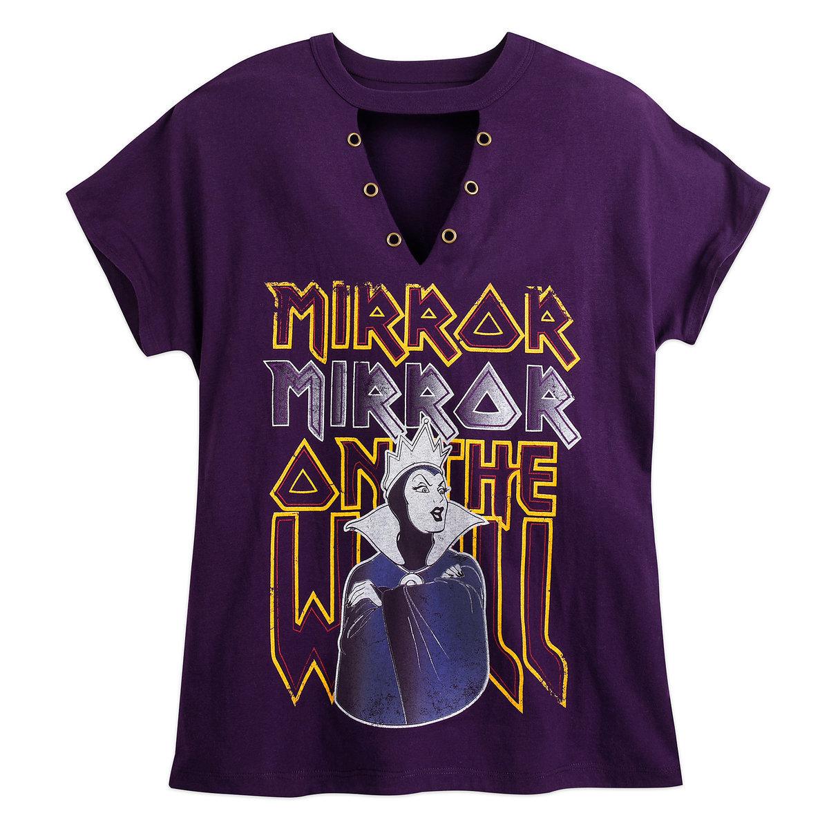 Disney Boutique Shirt - Evil Queen - Mirror MirrorDisney Evil Queen Shirt