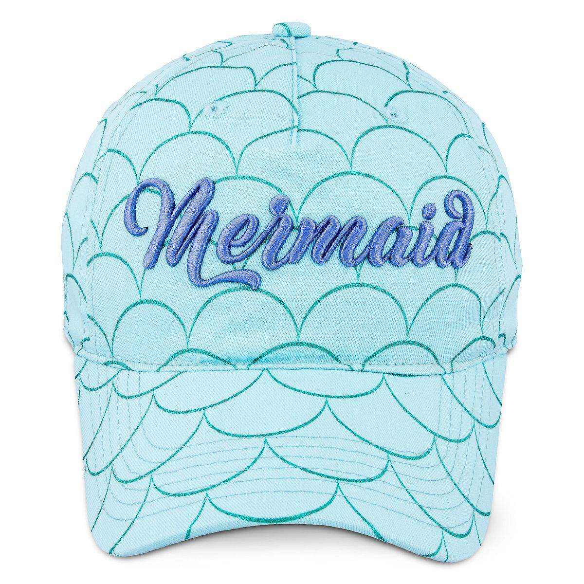 Add to My Lists. Disney Baseball Cap - The Little Mermaid cd0a11a800f