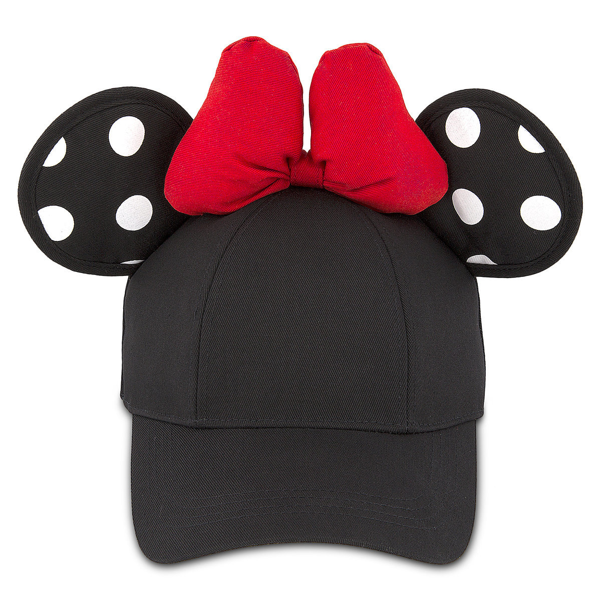 2f4c5cef8fc70 Disney Baseball Cap - Minnie Mouse Polka Dot Ears