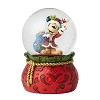 Disney Traditions by Jim Shore - Santa Mickey Musical Waterball