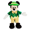 Disney Plush - St. Patrick's Day Mickey - 2018