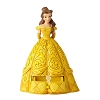 Disney Traditions by Jim Shore - Belle with Chip Charm