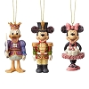 Disney Traditions by Jim Shore - Nutcracker Ornament Set