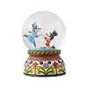 Disney Jim Shore Traditions Music Snowglobe - Mickey Minnie Nutcracker