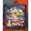 Disney Cinch Backpack - Disney World Park Icons