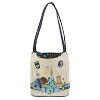 Disney Crossbody Tote Bag - Four Parks Logo