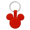 Disney Keychain - Mickey Icon Red - Silicone