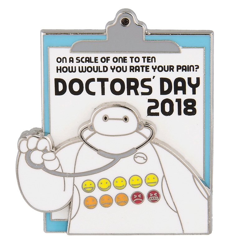 Disney Doctors Day Pins
