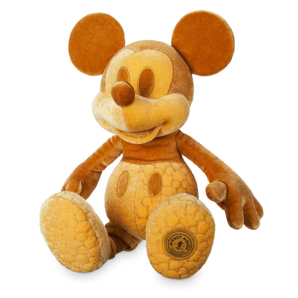 9c89d32ba6e Disney Mickey Plush - Mickey Mouse Memories - Golden Legacy