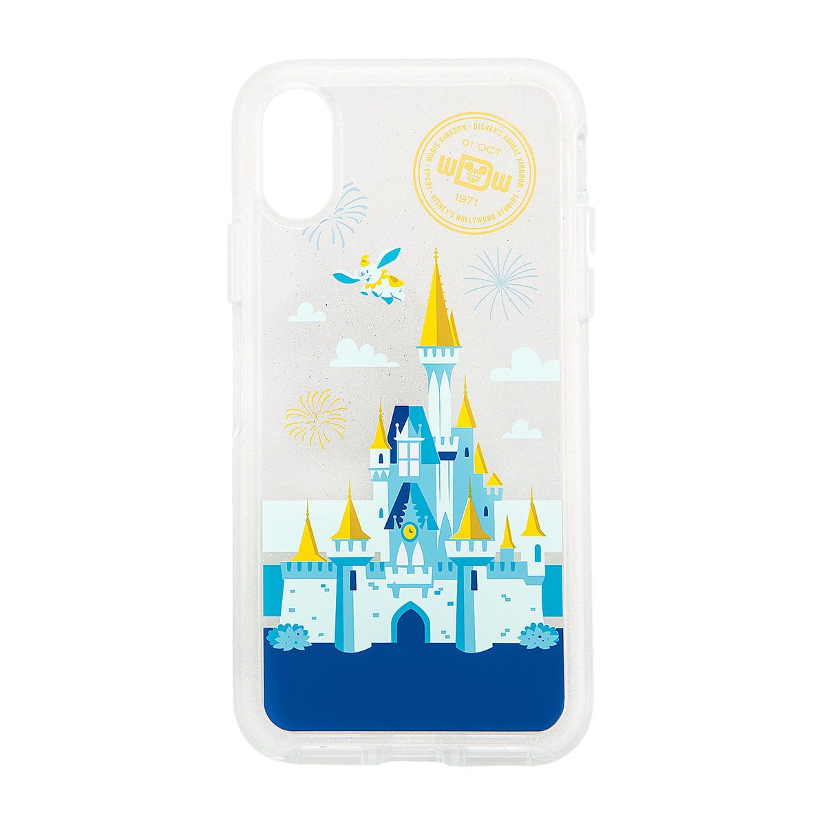 Disney iPhone X Case - Otterbox Walt Disney World Cinderella Castle 60edf84dae