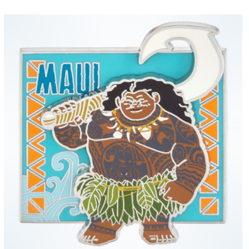 Disney Moana Pin - Maui