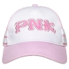 Disney Baseball Cap - Monsters University PNK Logo - Pink