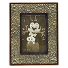 Disney Photo Frame - Mickey Hammered Metal - 4'' x 6''
