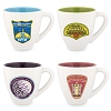 Disney Espresso Cups Set - Parks Passport Disney World