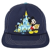 Disney Baseball Cap - Mickey Mouse and Castle for Kids