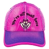 Disney Baseball Cap - Cheshire Cat - We're All Mad Here