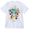 Disney ADULT Shirt - 2018 Discover the Magic - Minnie and Mickey