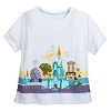Disney Women's Shirt - Parks Passport Collection - Dolman Top