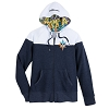 Disney Women's Hoodie - Mickey Mouse Compass