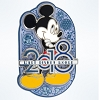 Disney Annual Pin - 2018 Walt Disney World Mickey Pin