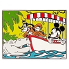 Disney Goofy Pin - Jungle Cruise - Mickey and Goofy