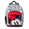 Disney Backpack Bag - Comic Mickey & Friends
