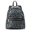 Disney Loungefly Mini Backpack - Jack Skellington Faces
