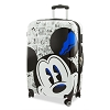 Disney Rolling Luggage - Mickey Mouse Comics - 26''