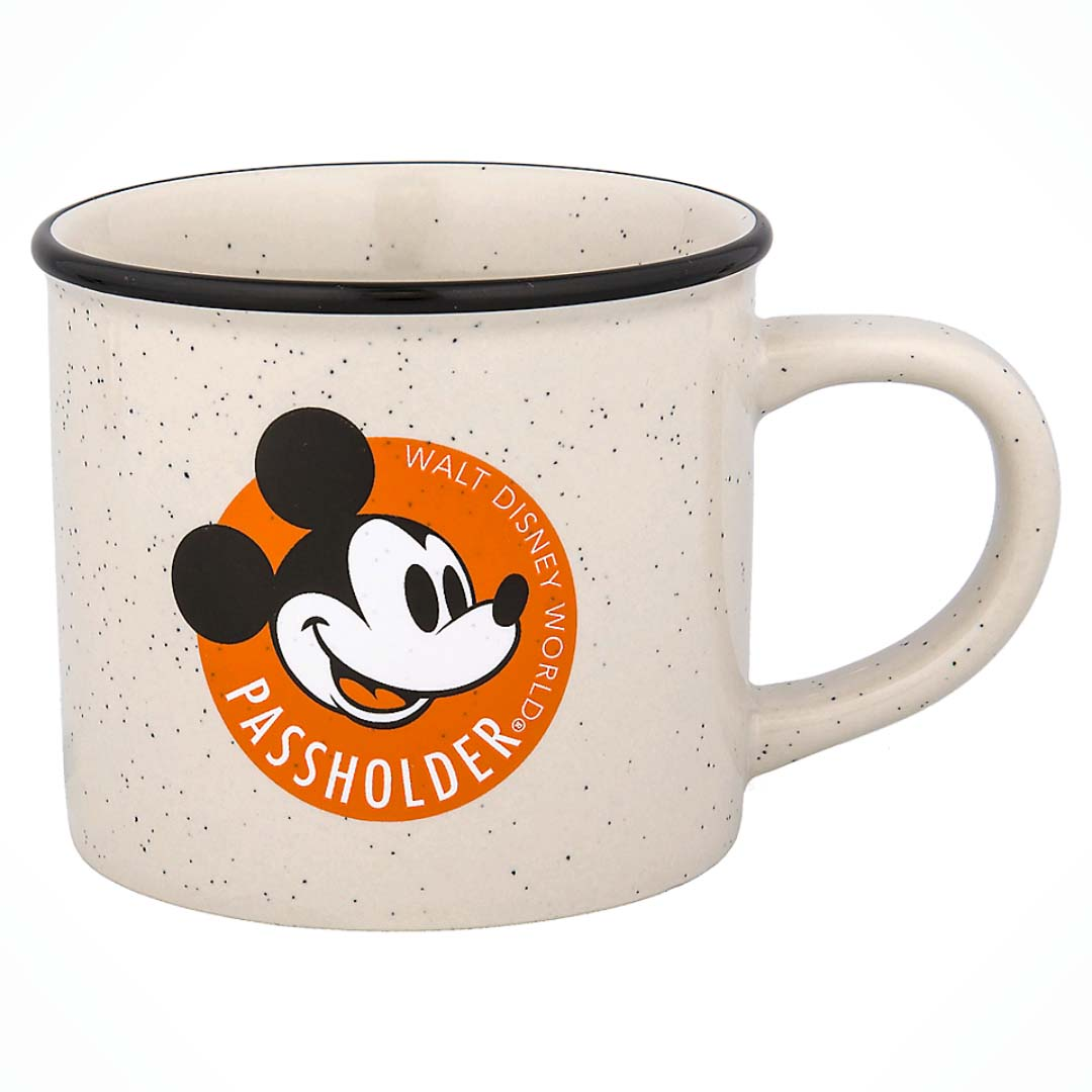 disney coffee cup - 2018 epcot flower and garden passholder
