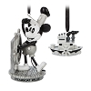 Disney Ornament Set - Mickey Mouse Memories - Steamboat Willie