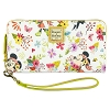 Disney Dooney and Bourke - 2018 Epcot Flower and Garden Wallet