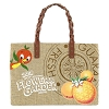 Disney Tote Bag - 2018 Epcot Flower and Garden Festival Orange Bird